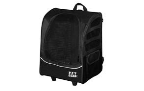 Pet Gear Roller Backpack Dog Carrier