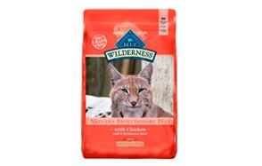blue buffalo wilderness high fiber cat food