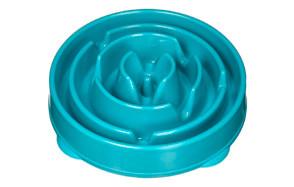 outward hound fun feeder dog bowl