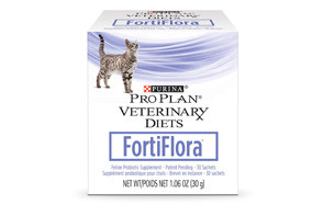 purina pro plan cat probiotic supplement