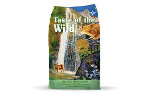 rocky mountain taste of the wild grain free cat food