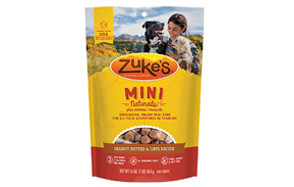 zuke's mini naturals vegan dog treats