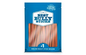 Best Bully Sticks All Natural Dog Chew Treats