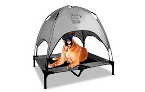 Floppy Dawg Just Chillin' Elevated Dog Tent