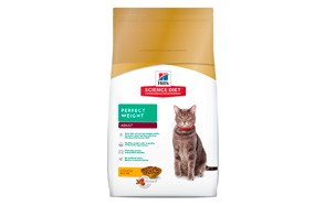 Hill's Science Perfect Weight Dry Cat Food