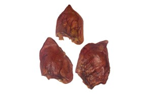 Punk Hollow Premium Smoked Pig Ears for Dogs