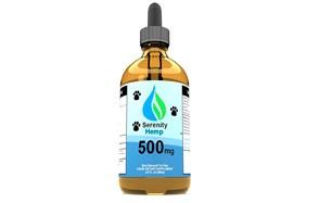 Serenity Hemp CBD Oil for Dogs