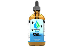 Serenity Hemp CBD Oil for Dogs