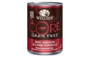 Wellness Core Grain-Free Wet Dog Food