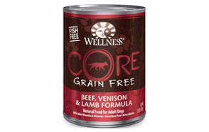 Wellness Core Grain-Free Wet Dog Food