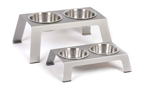 PetFusion Elevated Dog Bowls