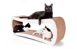 PetFusion Jumbo Cat Scratching Post