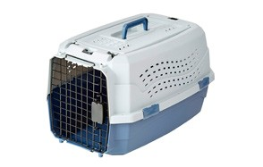 AmazonBasics Two-Door Top-Load Dog Crate