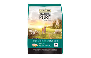 Canidae Grain Free Pure Resolve Limited Ingredient Dog Food