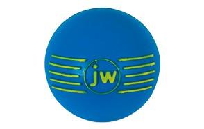 JW Pet Company iSqueak Ball Rubber Dog Toy