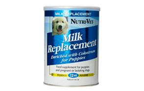 Nutri-Vet Milk Replacement For Puppies