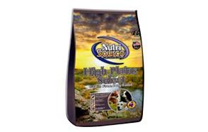NutriSource High Plains Grain-Free Dry Dog Food