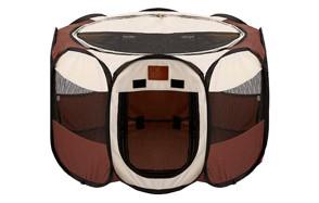 Parkland Portable Foldable Dog Playpen