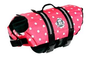 Paws Aboard Double Designer Dog Life Jacket