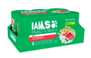 Iams Proactive Health Wet Dog Food