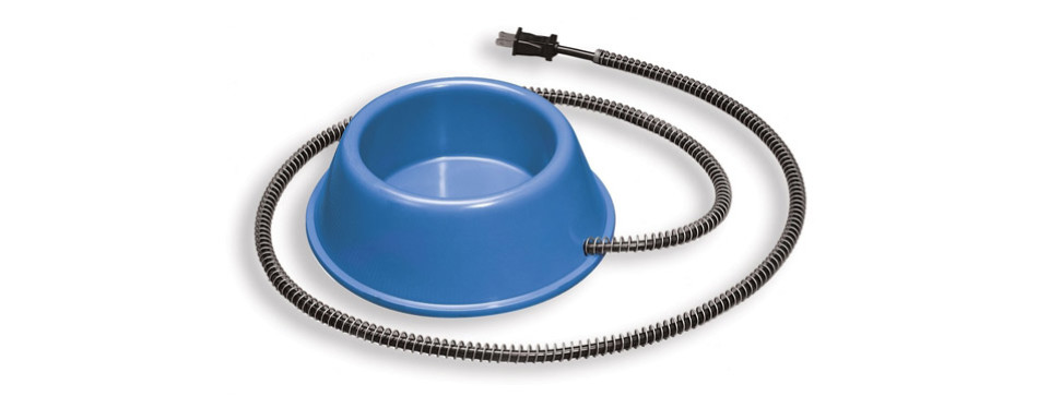 Allied Plastic Heated Water Bowl