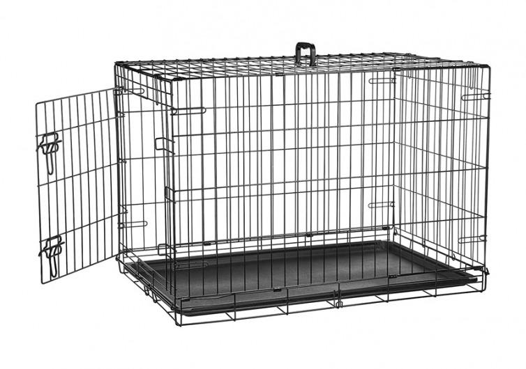 AmazonBasics Metal Dog Crate
