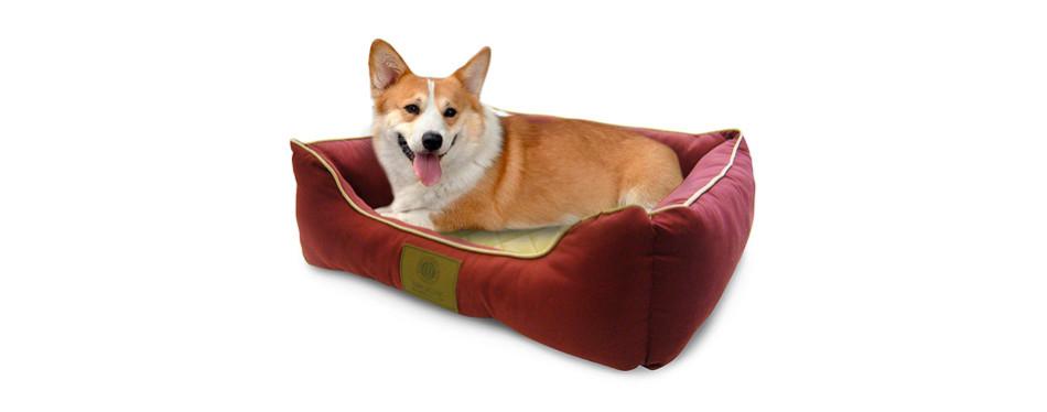 American Kennel Club Heated Dog Bed