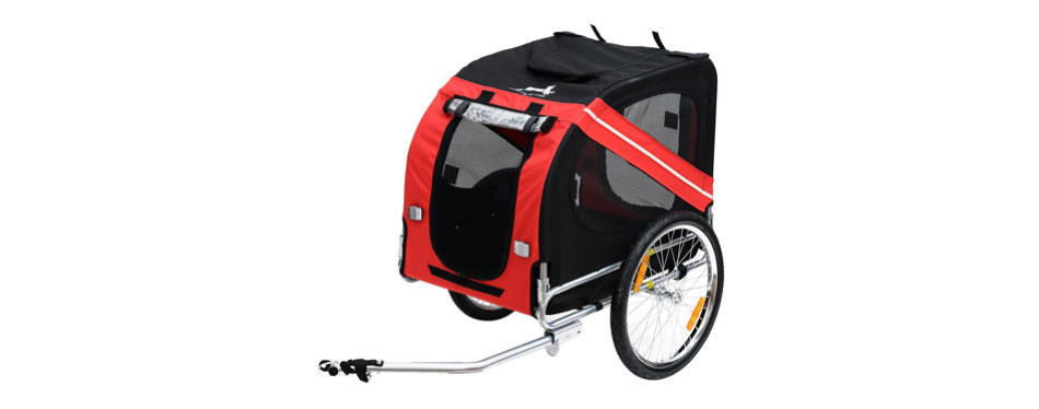 Aosom Dog Bike Carrier