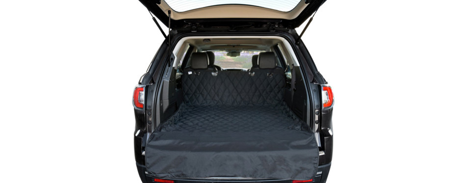 Arf Pets Cargo Liner Dog Seat Cover for Cars
