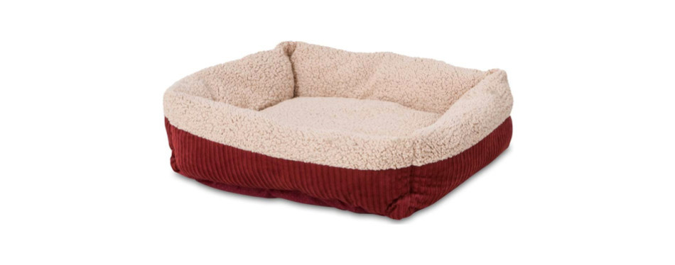 Aspen Pet Self-Warming Heated Dog Bed