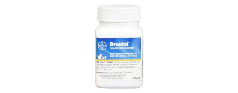 Bayer Drontal Broad Spectrum Dewormer