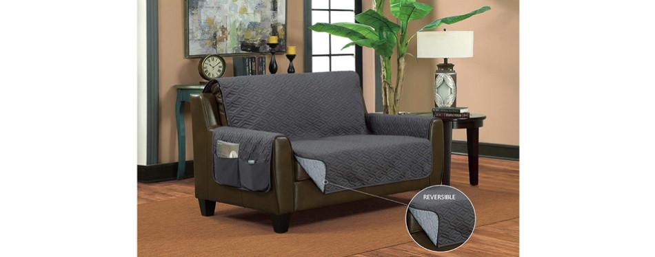Bella Kline Reversible Sofa Furniture Protector