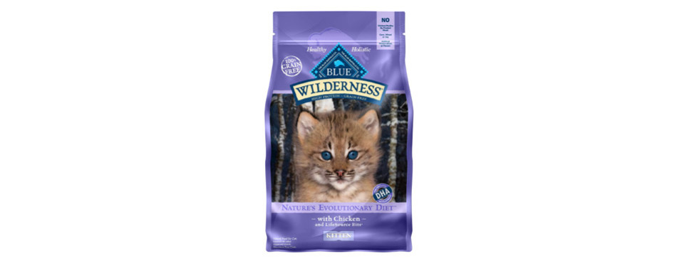 Blue Buffalo Kitten Dry Cat Food
