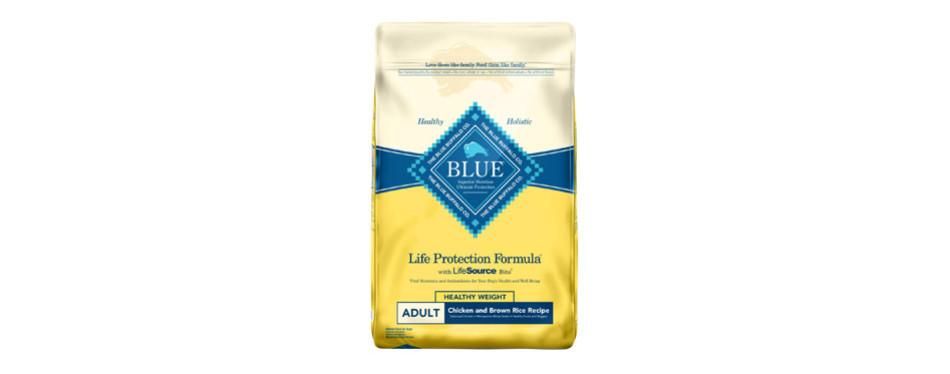 Blue Buffalo Life Protection Formula Low Protein Dog Food