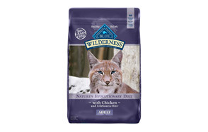blue wilderness high-protein cat food for constipation