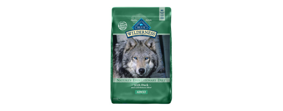 Blue Buffalo Wilderness Dog Food for Boxers