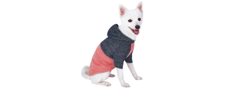Blueberry Pet Winter Dog Sweater