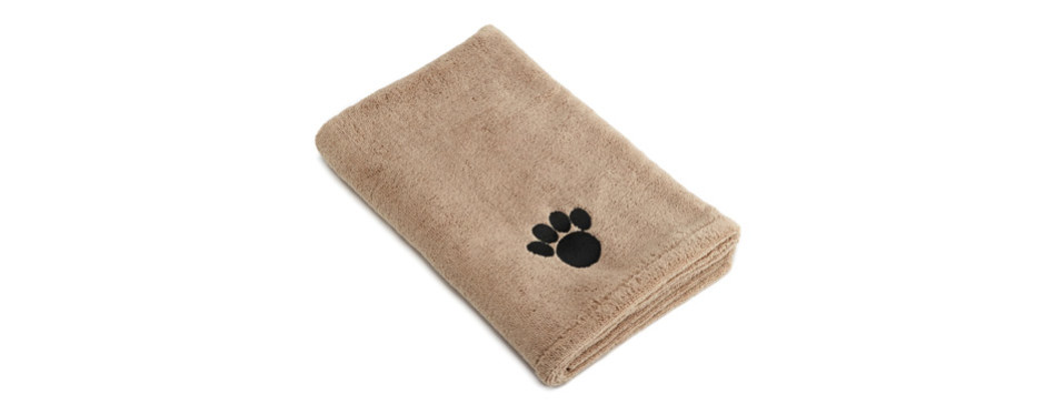 Bone Dry Dog Towel