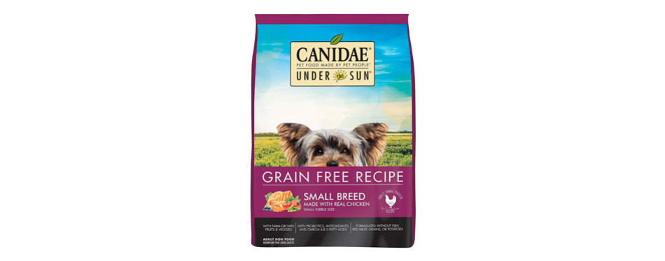 CANIDAE Under The Sun Grain Free Dry Dog Food
