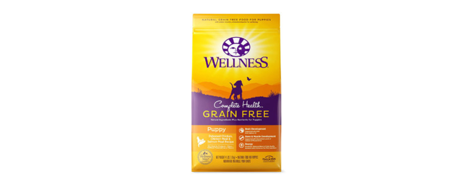 Dry puppy food by Wellness Natural Pet Food