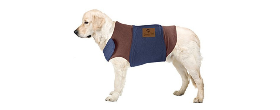 Emmy's Best Premium Pet Products Two Tone Soft Fabric Jacket for Dogs