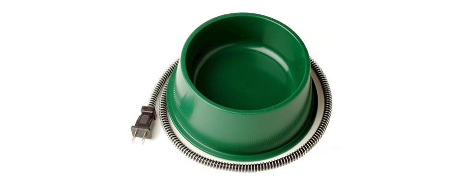 Farm Innovators Quart Heated Water Bowl