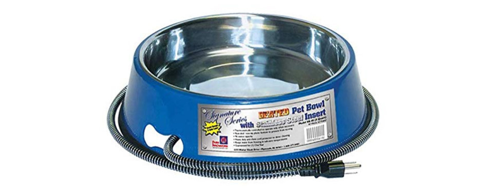 Farm Innovators Heated Water Bowl