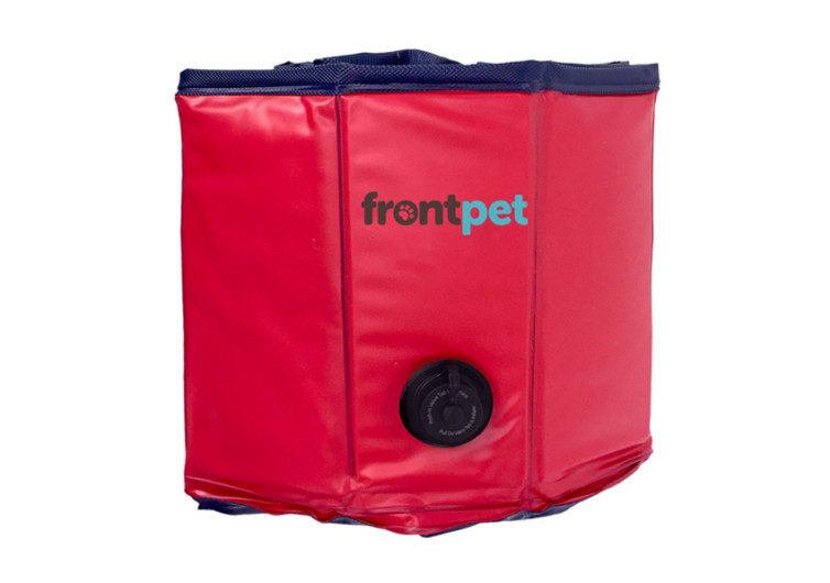 FrontPet Foldable Large Dog Pool