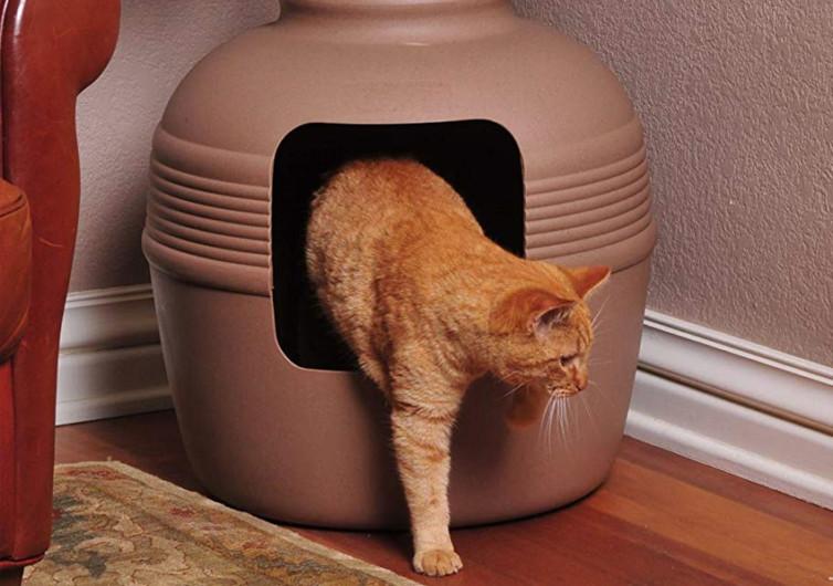 Good Pet Stuff Company Hidden Cat Litter Box