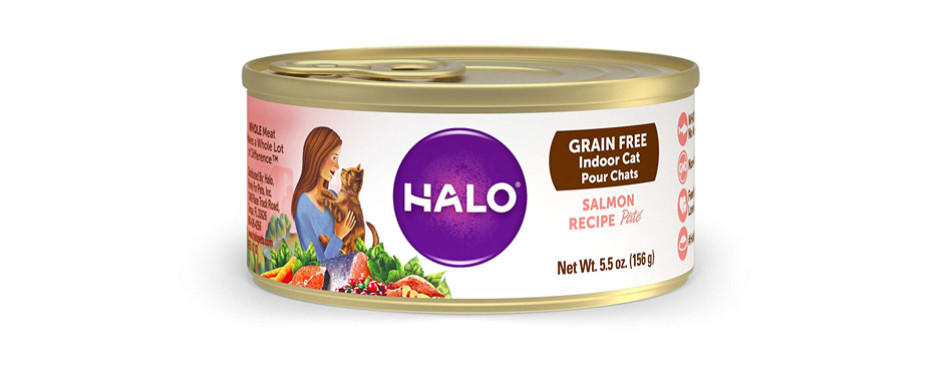 Halo Grain Cat Food