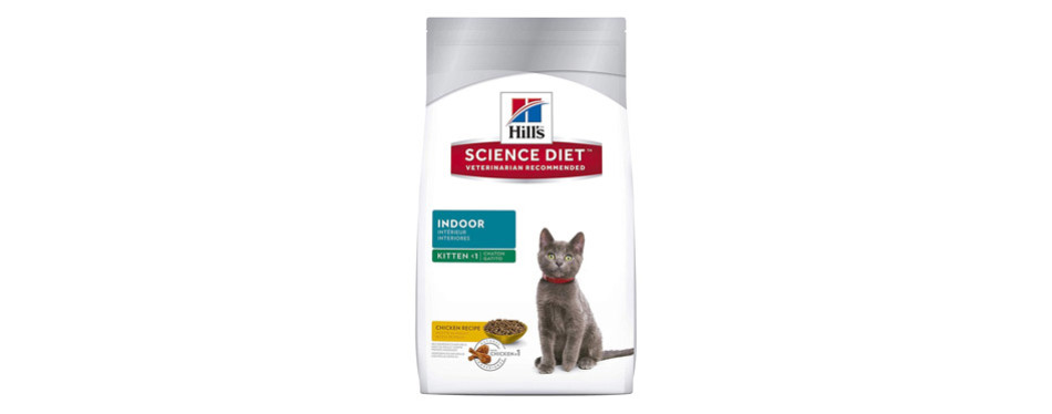 Hill's Science Diet Dry Kitten Food