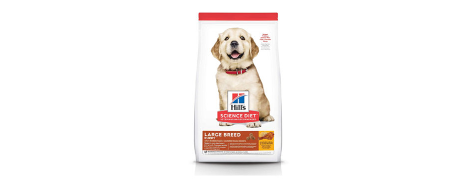 Hill's Science Diet husky puppy food