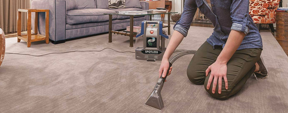 Hoover Spotless Deluxe Carpet Cleaner for Pets