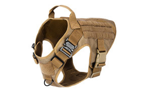ICEFANG Large Dog Tactical Harness1
